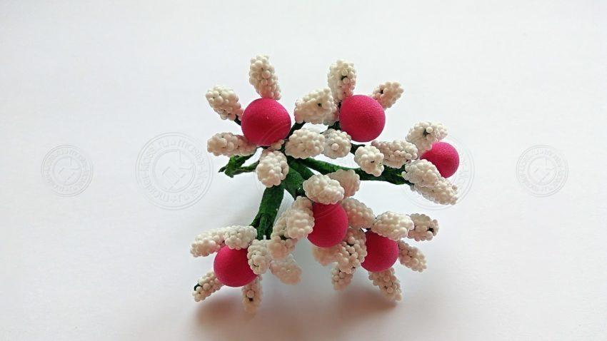 Тычинки для цветов своими руками — инструкция, как сделать красивые тычинки для создания цветов (мастер класс с фото)
