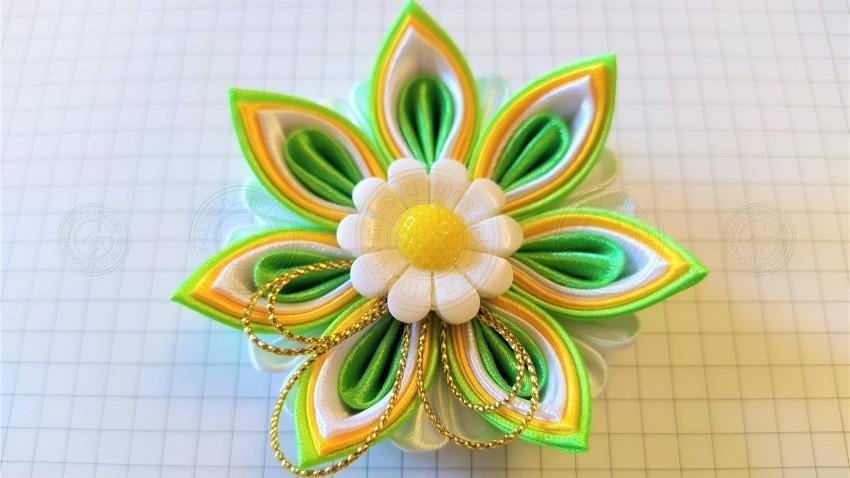 Цветы ромашка своими руками: мастер-класс, как сделать красивый и нежный цветок (15 фото + инструкция)