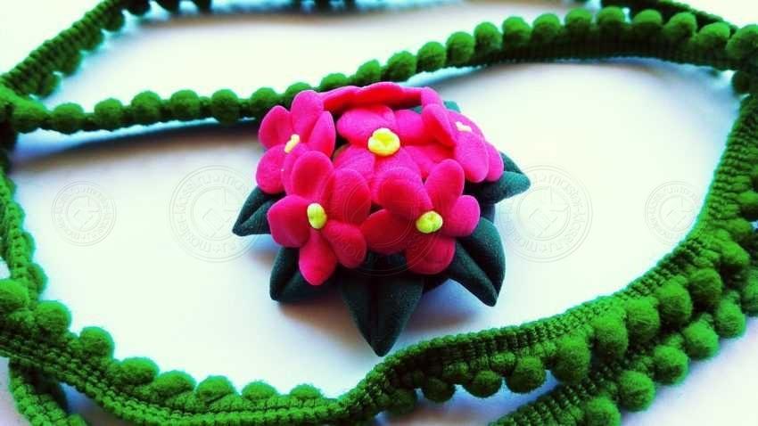 Как слепить цветы фиалки из легкого пластилина поэтапно — подробная инструкция от А до Я + 20 фото
