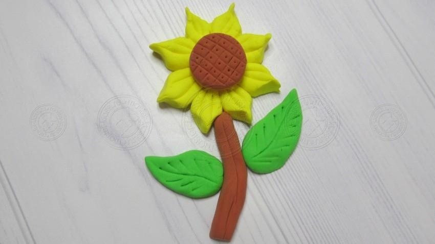 Цветок из пластилина своими руками — простая инструкция для детей с фото и описанием всех этапов создания поделки из пластилина