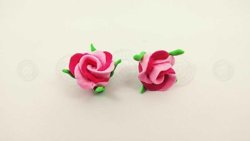 Поделка цветы розы из легкой глины своими руками: простая инструкция от А до Я (мастер-класс с фото)
