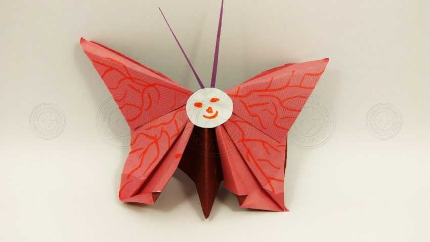 Бабочка оригами своими руками — инструкция, как легко сделать бабочку из бумаги (20 фото)