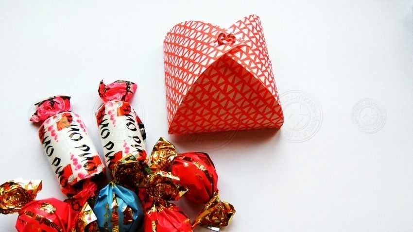 Изготовление упаковки для подарка своими руками: инструкция, схема, готовый шаблон + 20 фото