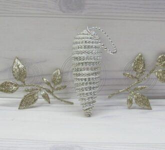 Новогодняя игрушка из бельевого шнура — инструкция, как сделать своими руками оригинальное украшение на Новый Год