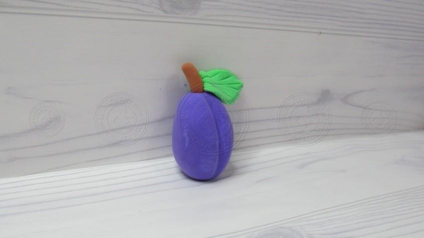 Слива из пластилина: поэтапная инструкция с фото и описанием. Мастер-класс + схема лепки для детей