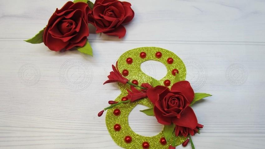 Подарок для Мамы на 8 марта (магнитик): необычная и красивая поделка своими руками для Мамы