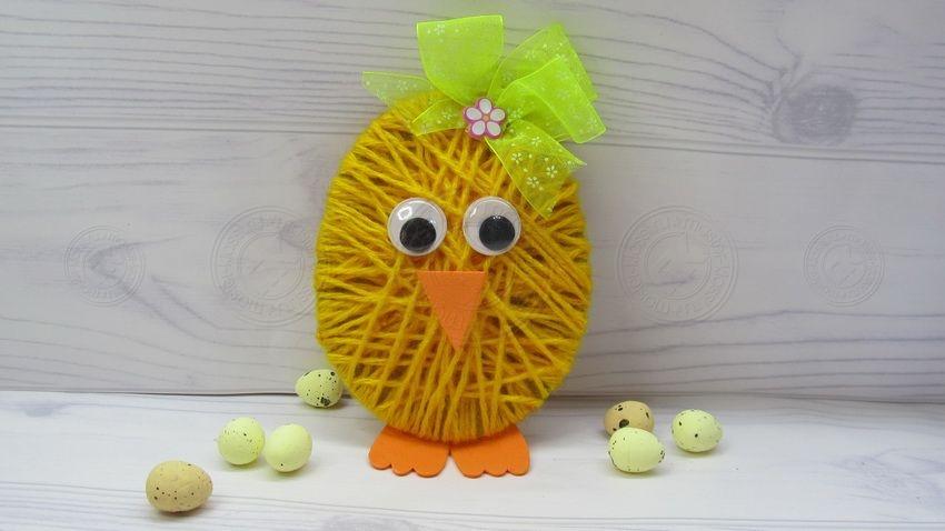 Поделка яйцо к пасхе: пошаговая инструкция для детей, учимся делать необычное пасхальное яйцо (35 фото)
